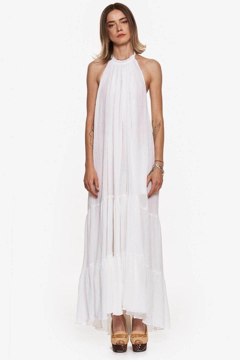 White Flamingo Dress